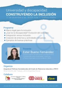 Construyendo la inclusión (Compartir)